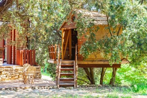 Couverture cabane